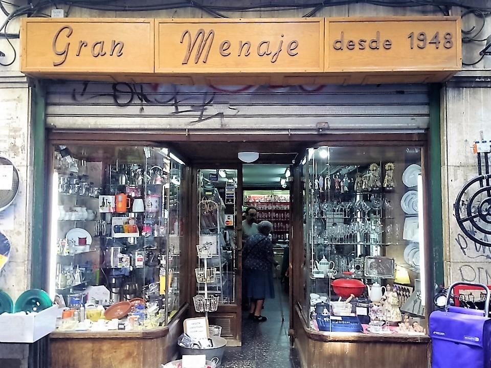 Gran Menaje. Desde 1948 en Valencia